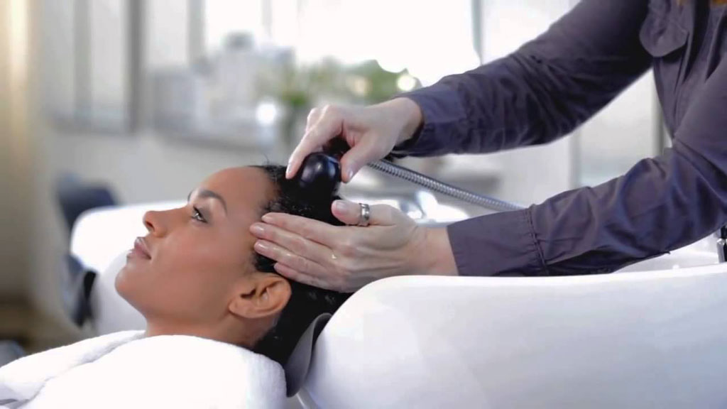 Пилинг кожи головы в домашних условиях 1-8