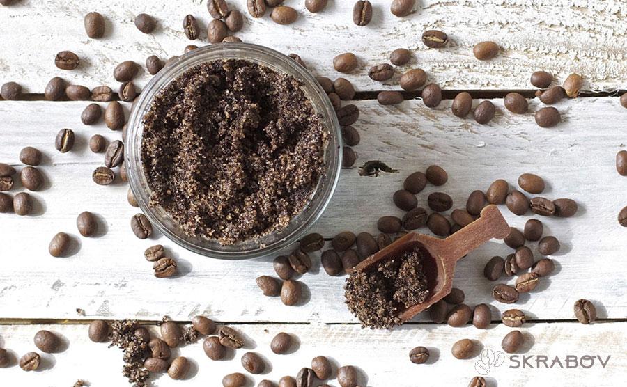 Скраб из кофейной гущи в домашних условиях, легкий в приготовлении 19-2