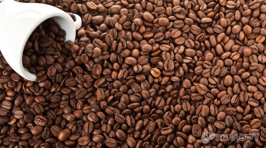 Маска-скраб из кофе для лица 20-3
