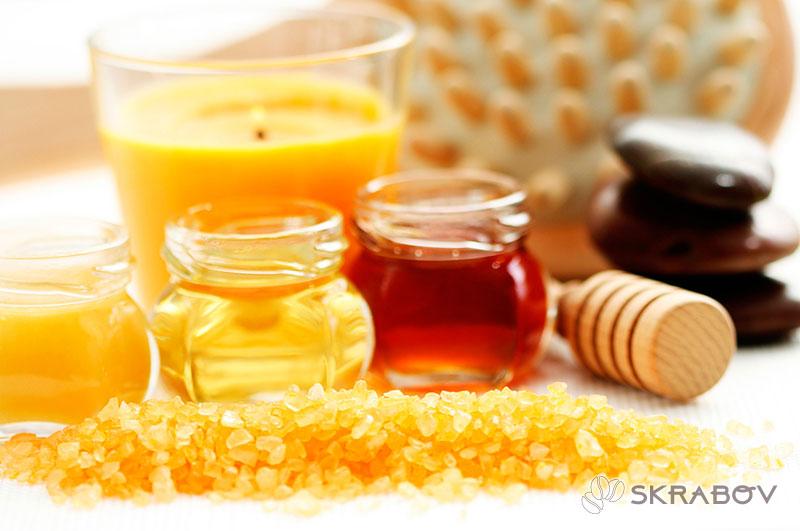 Маска из меда и соли для лица: способы приготовления 19-4