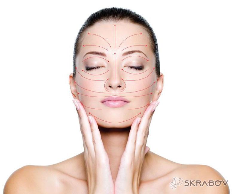 Медовая маска для лица против морщин 20-5