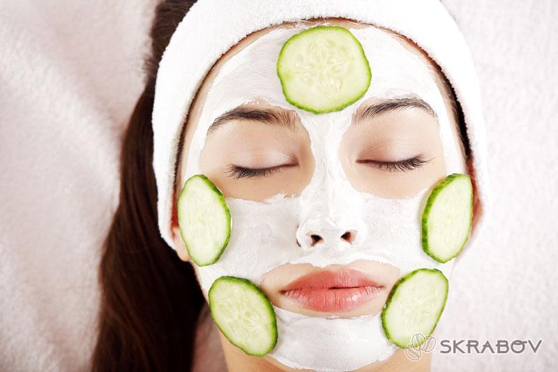 Огуречная маска для лица от прыщей в домашних условиях 24-3