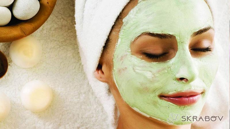 Огуречная маска для лица от морщин дома 26-2