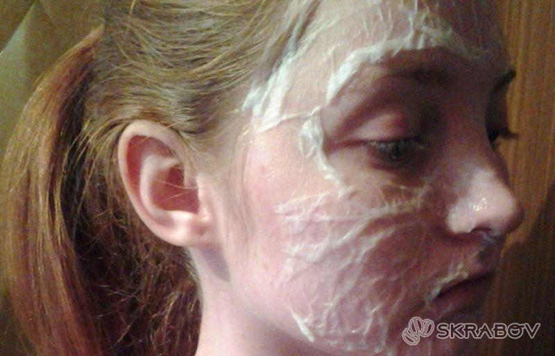 Яичная маска для лица от черных точек 37-2