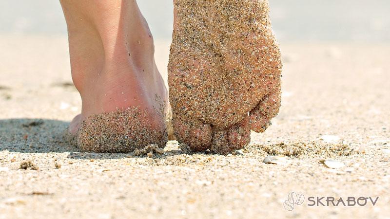 Как очистить пятки от огрубевшей кожи: эффективные методы 4-5