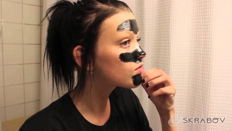 Желатиновая маска для лица с активированным углем: простой рецепт 9-5
