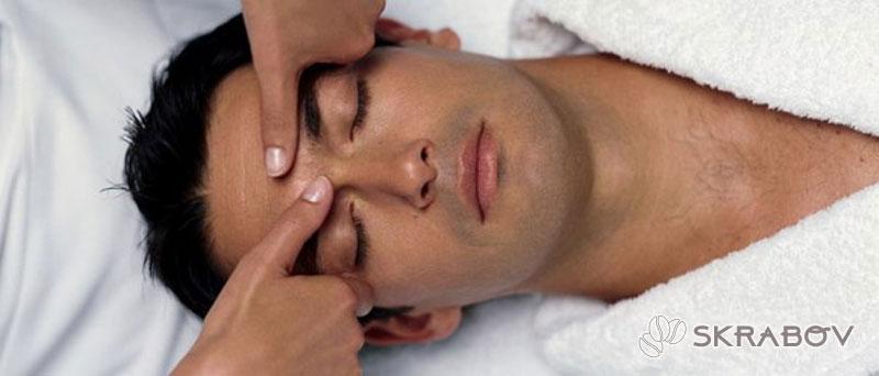 Очищение лица мужчин: особенности очищения мужской кожи 12-3-1